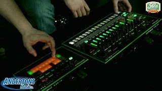 Roland AIRA - The Wait is Over! - TR-8 and TB-3
