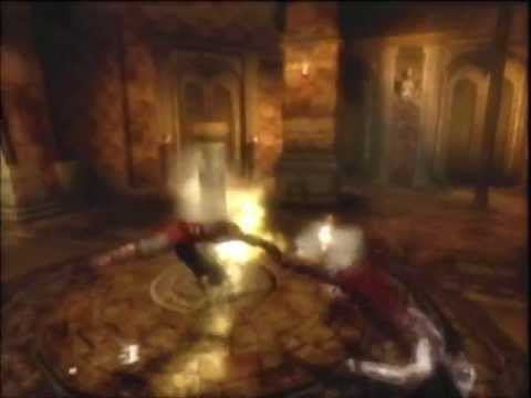 Prince of Persia Warrior Within I Stand Alone trailer