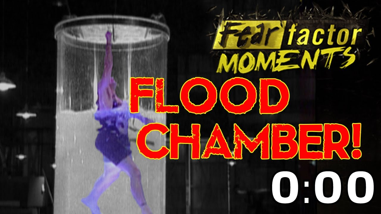 Fear Factor Moments | Drowning Closet