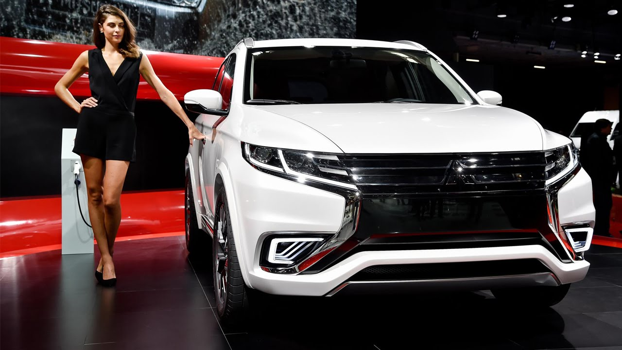 2016 Mitsubishi Outlander Global Debut at NY Car Show - Cambridge ...
