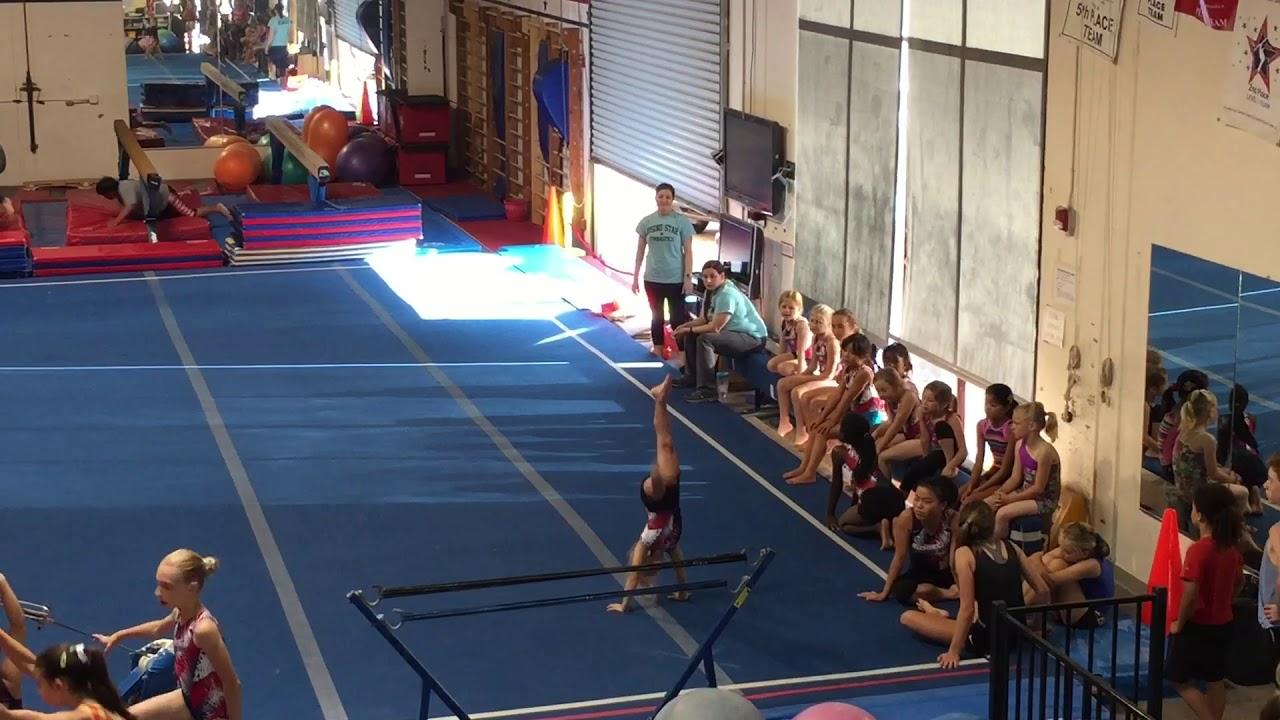 Kensington S Level 2 Gymnastics Floor Routine