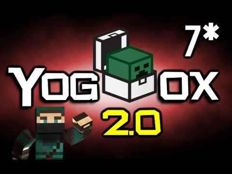 Minecraft Yogbox 2.0 Let's Play! Ep 7 (Pirate Island!)