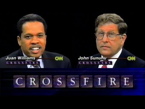 "CNN 'Crossfire' - ""The Right Prescription?"" - 15 March, 1993"