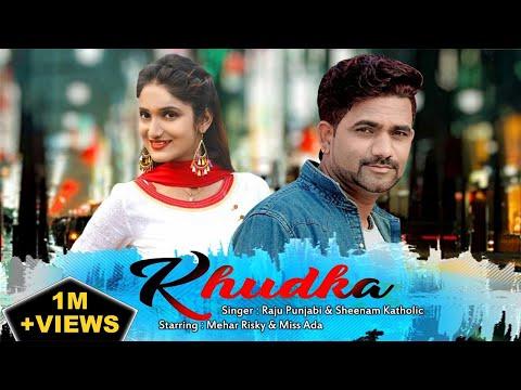Khudka (Audio) | Raju Punjabi, Sheenam | Mehar Risky, Miss Ada | New Haryanvi Dj Songs 2018