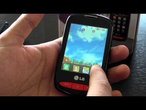 LG Cookie Style T310 review HD ( in romana ) - www.TelefonulTau.eu -