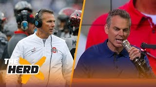 Colin Cowherd on Urban Meyer's future at Ohio State, the strength of the Big Ten in 2017 | THE HERD