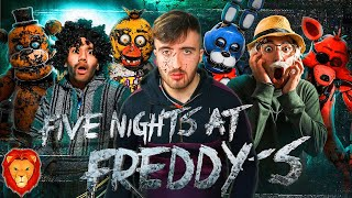 Five nights at freddy's pelicula