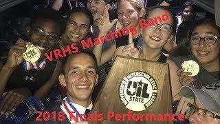 Vista Ridge UIL State Champion's 6A Finals Performance