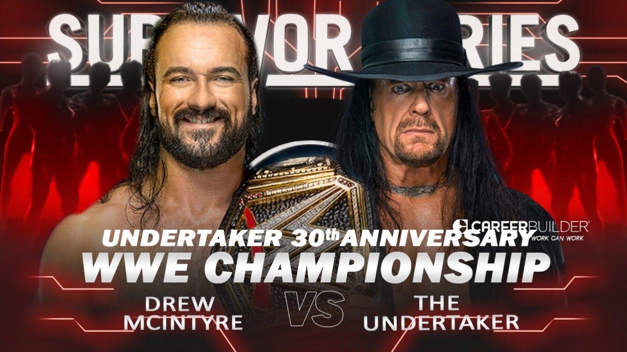 WWE SURVIVOR SERIES 2020 - DREAM MATCH CARD PREDICTIONS | Survivor Series  2020 Predictions