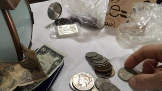 What's a Coin Collection Worth? Evaluating for an Estate! Real Life Unboxing