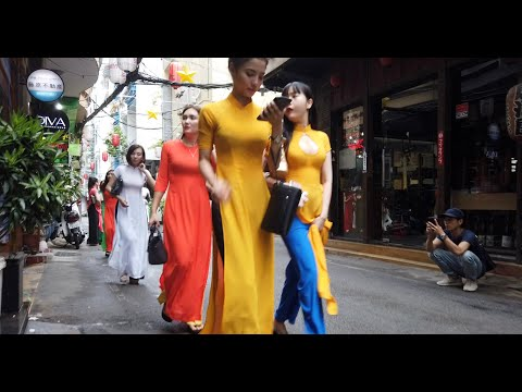 Nightlife and Dating Vietnamese Girls in Saigon(Hochiminh city)