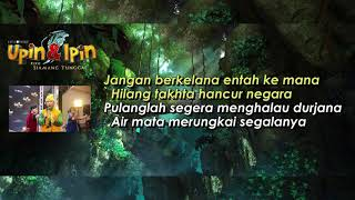 Fakhrul Razi Keris Sakti Minus One Lyric