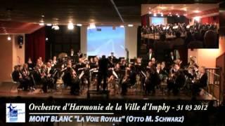 Mont Blanc de Otto M. Schwarz