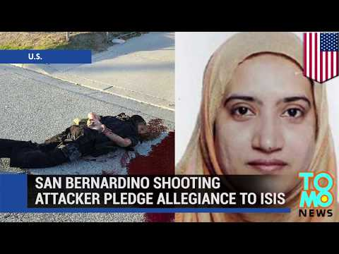 ISIS pledge: Tashfeen Malik declared allegiance to group before attack