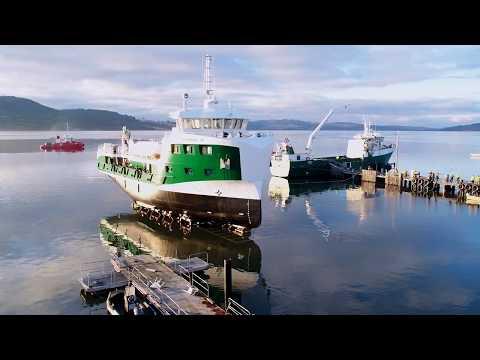 Emmanuel Aquaculture Harvest Vessel