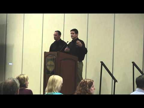 David Williams  & Matt Barnett, BtB Security