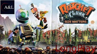 Ratchet & Clank  Size Matters - Longplay