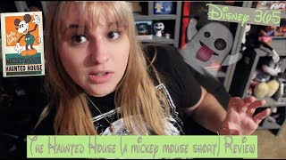 THE HAUNTED HOUSE || A Disney 365 Review