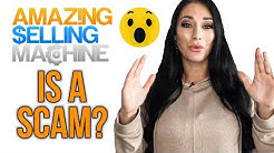 Is The Amazing Selling Machine A Scam? (2018)