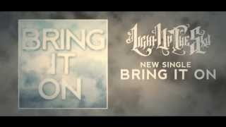 Light Up The Sky - Bring It On (Lyric Video)