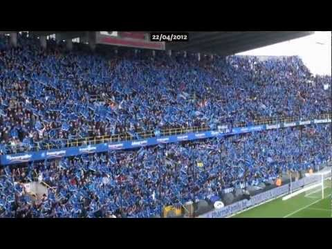 You'll never walk alone Club Brugge - Anderlecht