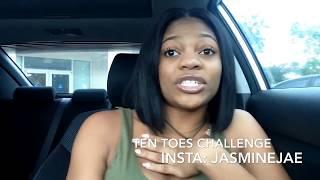 Jae - ten toes challenge