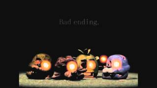 Die In a Fire - FNaF 3 Song - Song By The Living Tombstone