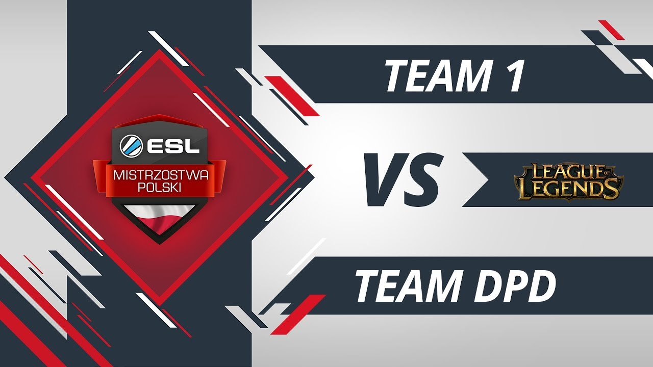 Team 1 vs Team DPD | EMP LoL W5D2 Gra #1