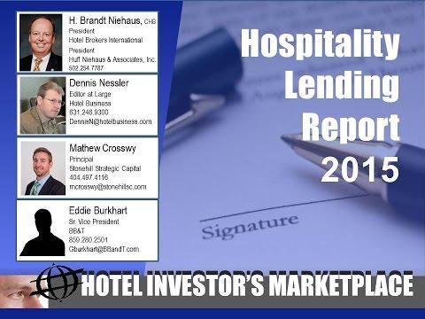 Hospitality Lending Report - 2015