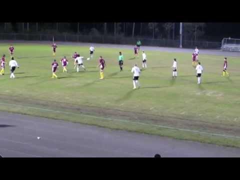 South Walton boys vs Baker 11 Dec 2014