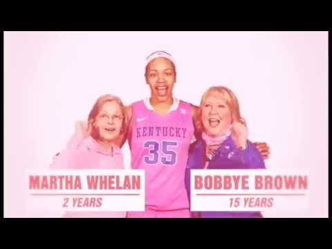 Kentucky Wildcats TV: UK Hoops 2015 Pink Intro