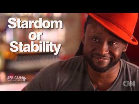 VIDEO-Reggie Rockstone talks about Hiplife On CNN's African Voices -GhCampus com