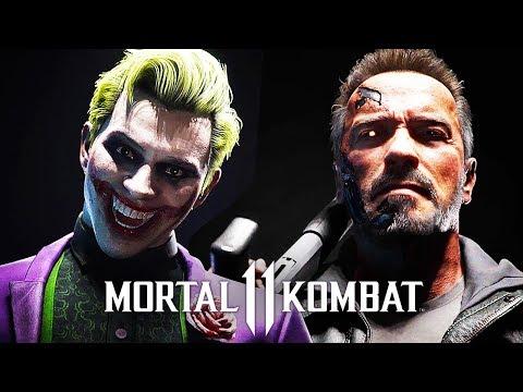 mortal-kombat-11---official-kombat-pack-roster-reveal-trailer-|-terminator,-the-joker,-spawn