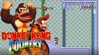Download Super Mario Maker 2: (Donkey Kong Country