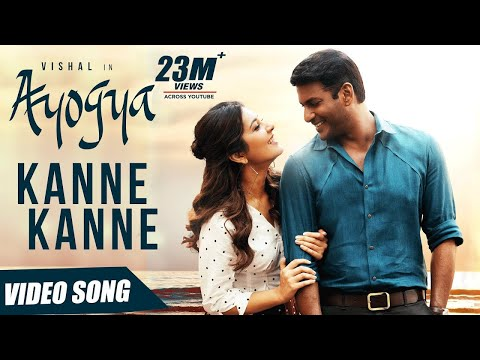 kanne-kanne-full-video-song-|-ayogya-|-anirudh-ravichander-|-vishal,-raashi-khanna-|-sam-cs