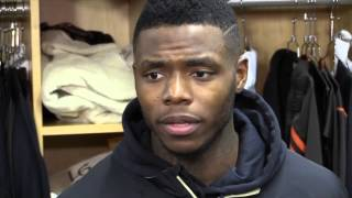 Josh Gordon says he is ready to play for the Cleveland Browns