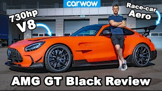 AMG GT Black Series REVIEW: see why it's worth £335,000!