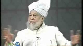 la véracité du Messie Promis Imam Mahdi à travers le St Coran par 4eme Calife (r)