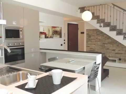 Vendita case a trezzo sull 39 adda 3 locali trilocale 3 for Foto case arredate moderne