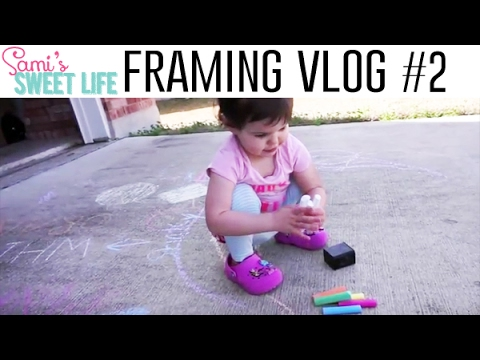 FRAMING & OUTDOOR FUN | Building Our Dream Home Vlog Ep. 5
