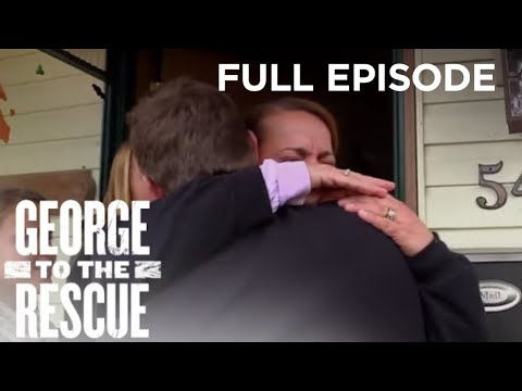 Home Devastated by Hurricane Sandy is Rebuilt | George to the Rescue