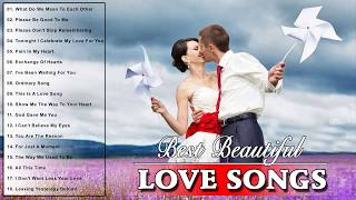 Top 30 Beautiful Love Songs Collection - New Romantic Love Songs Playlist 2019