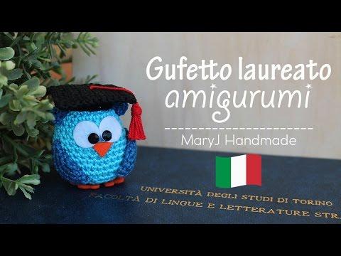 Amigurumi Tutorial Gufetto : tutorial gufetto amigurumi Doovi