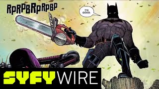 John Romita Jr on Batman, Scott Snyder and Creative Freedom | SYFY WIRE