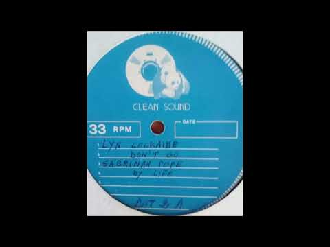 Dawn Tallman - You Can't Do Me (95 North Unreleased Mix)