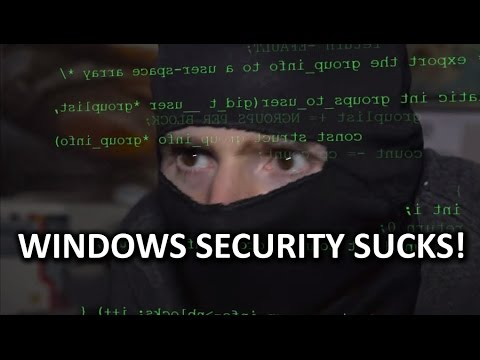 Hack any Windows PC in 2 minutes