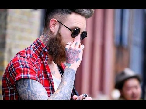 Beard Styles 2017/Beard Style Trends for Winter 2017/FADED BEARD/Youtube