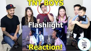 TNT Boys - Flashlight | Reaction - Australian Asians