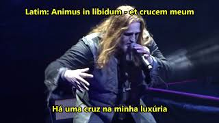 POWERWOLF - STOSSGEBET (Ao Vivo) LEGENDADO PT-BR