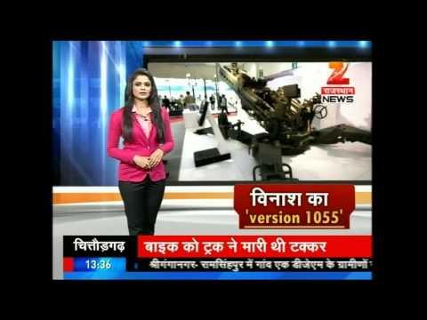 Defexpo India 2016